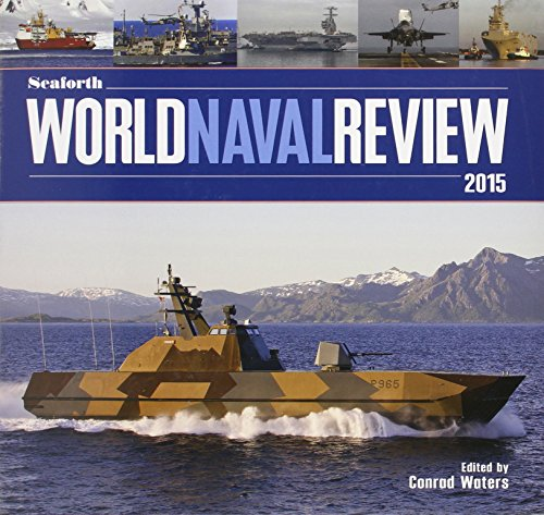 9781848322202: Seaforth World Naval Review 2015