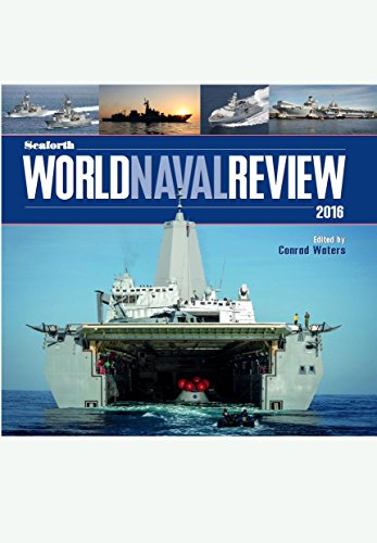 9781848323094: Seaforth World Naval Review 2016