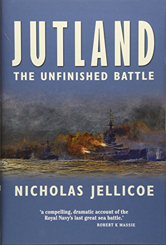 9781848323216: Jutland: The Unfinished Battle: A Personal History of a Naval Controversy