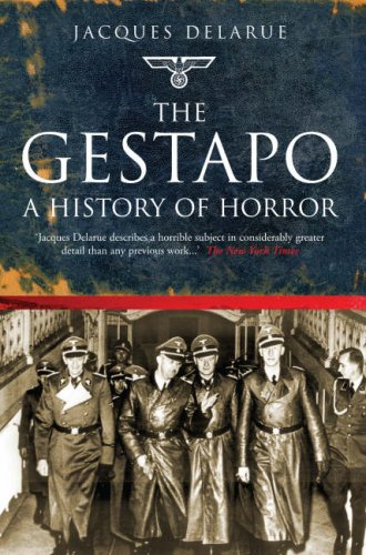 9781848325029: The Gestapo: A History of Horror