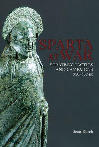9781848325302: Sparta At War: Strategy, Tactics and Campaigns, 950–362 BC