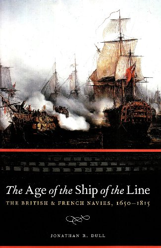 9781848325494: The Age of the Ship of the Line: British and French Navies 1650-1815