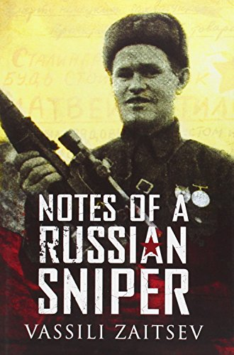 9781848325654: Notes of a Russian Sniper