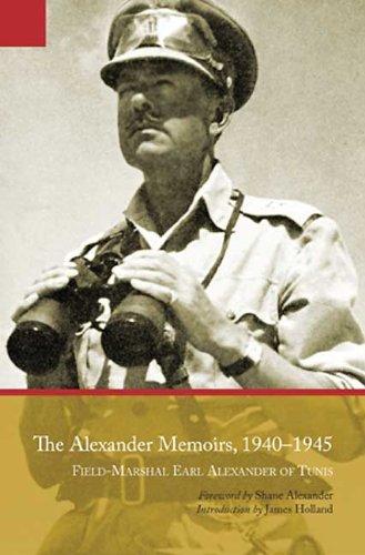 The Alexander Memoirs, 1940-1945: Alexander of Tunis