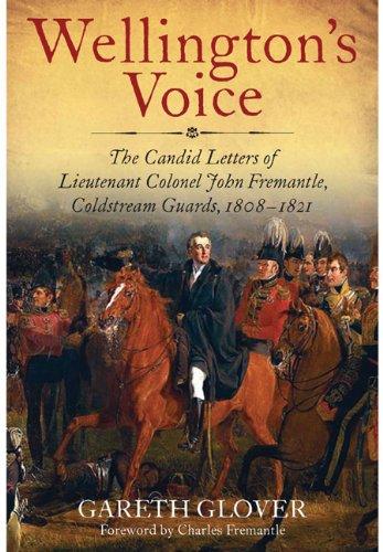 Wellington's Voice: Glover, Gareth