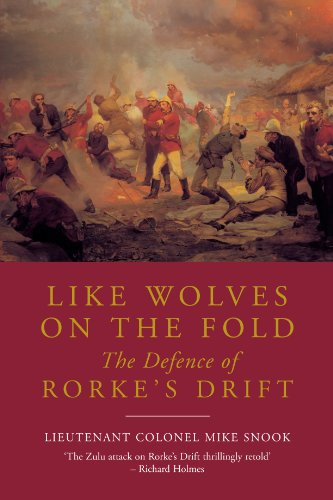 9781848325838: Like Wolves on the Fold: The Defence of Rorke's Drift