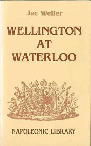 9781848325869: Wellington at Waterloo