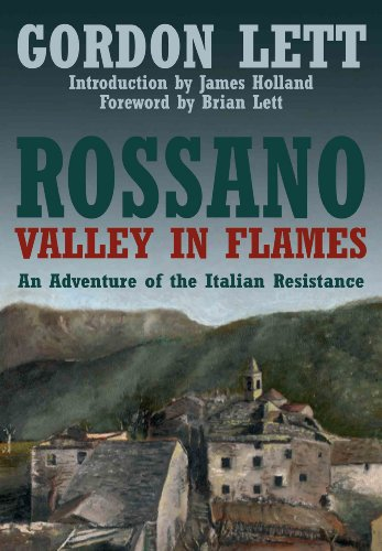 9781848326217: Rossano – A Valley in Flames: An Adventure of the Italian Resistance