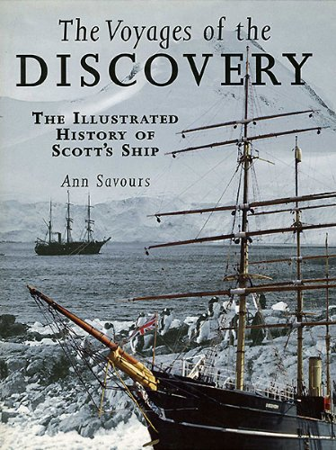 9781848327023: The Voyages of the Discovery: An Illustrated History of Scott's Ship