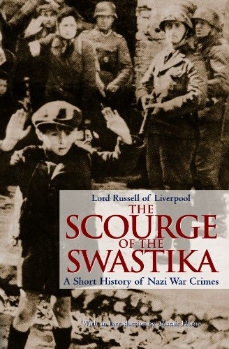 9781848327207: The Scourge of the Swastika: A Short History of Nazi War Crimes