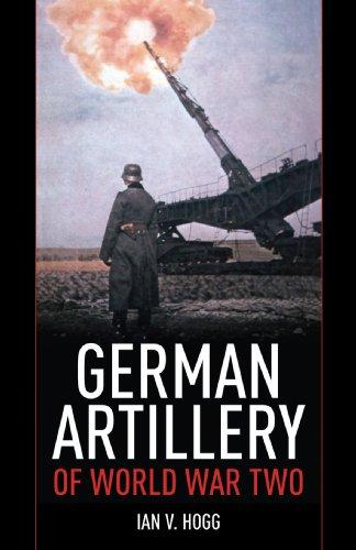 9781848327252: German Artillery of World War Two