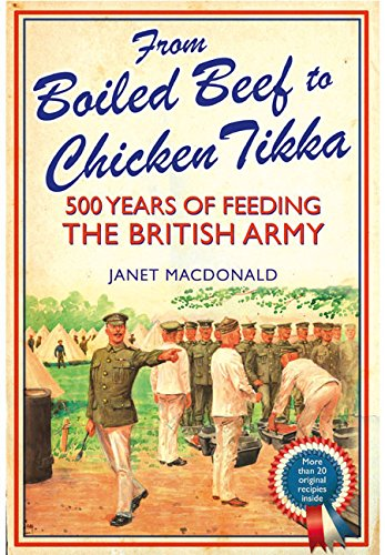 9781848327306: From Boiled Beef to Chicken Tikka: 500 Years of Feeding the British Army