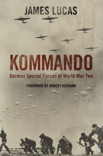 9781848327375: Kommando: German Special Forces of World War Two
