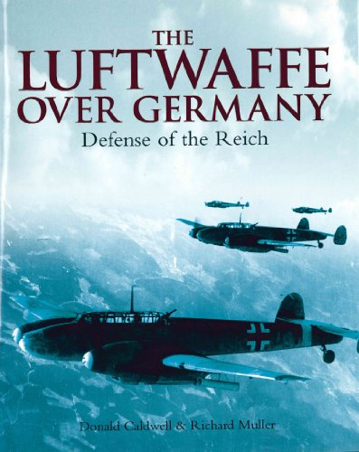 9781848327412: Luftwaffe Over Germany: Defense of the Reich