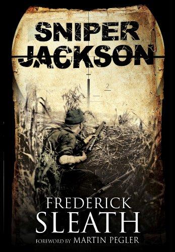 9781848327450: Sniper Jackson: A First Novel