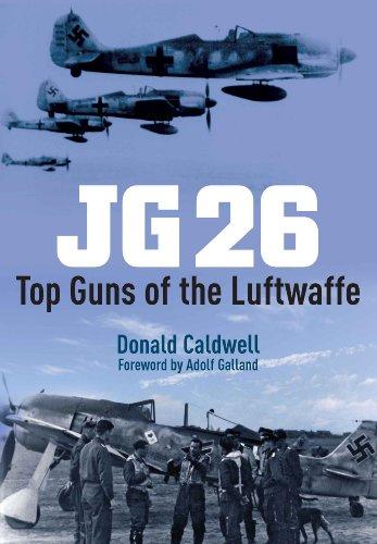 9781848327467: JG 26: Top Guns of the Luftwaffe