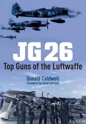 9781848327467: JG 26: Top Guns of the Luftwaffe