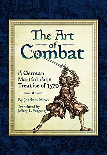 9781848327788: The Art of Combat: A German Martial Arts Treatise of 1570