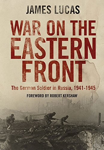 9781848327870: War on the Eastern Front: The German Soldier in Russia 1941–1945