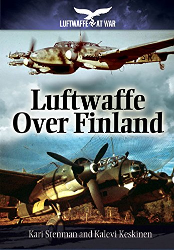 9781848327986: Luftwaffe Over Finland (Luftwaffe at War)