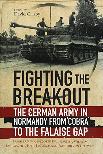 Fighting the Breakout: von Luttwitz, Freiherr