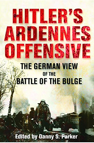 9781848329690: Hitler's Ardennes Offensive
