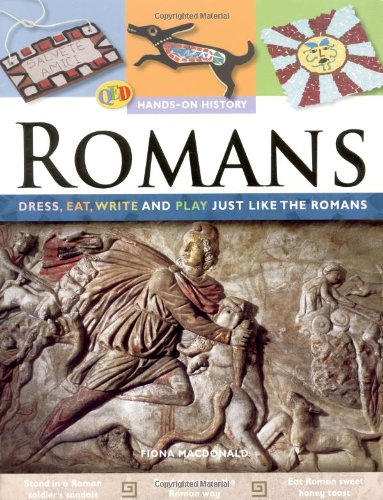 9781848350199: The Romans (Hands-on History)
