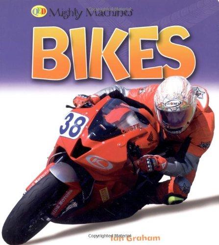 9781848350335: Bikes (Mighty Machines)