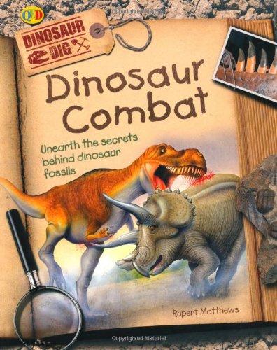 9781848350380: Dinosaur Combat (Dinosaur Dig)