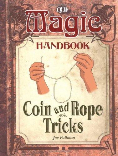 9781848350939: Coin and Rope Tricks (Magic Handbook)