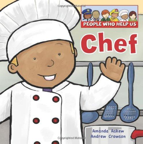 9781848351547: Chef (People Who Help Us)