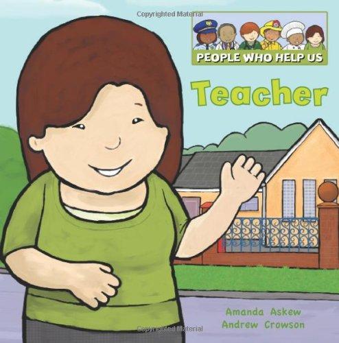 9781848351561: Teacher (People Who Help Us)