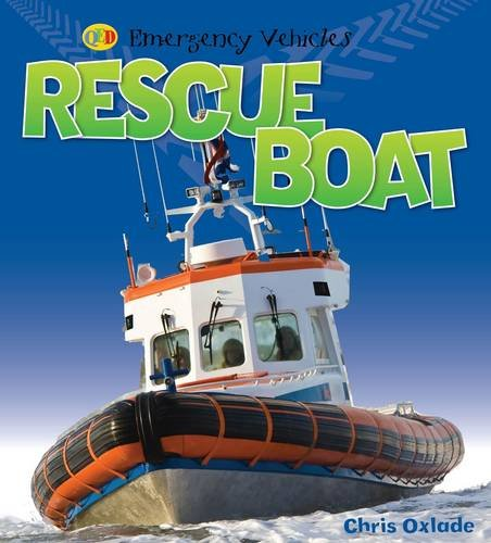 9781848352100: Rescue Boat (Emergency Vehicles)