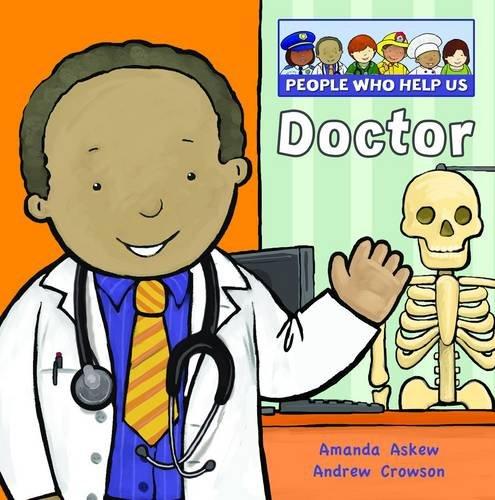 Doctor (Paperback): Amanda Askew