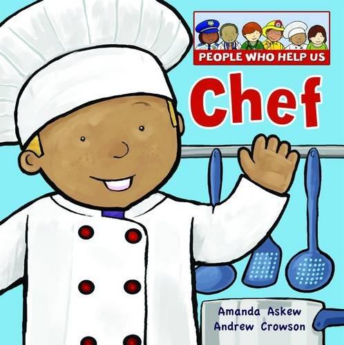 9781848352513: Chef (People Who Help Us)