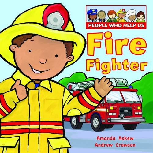 9781848352520: Firefighter (People Who Help Us)