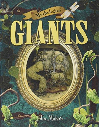 9781848352643: Giants (Mythologies)