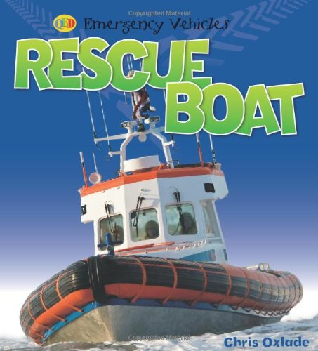 9781848352674: Rescue Boat (Emergency Vehicles)