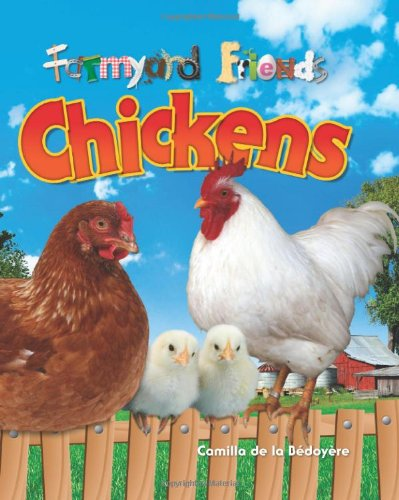 9781848353398: Chickens (Farmyard Friends)