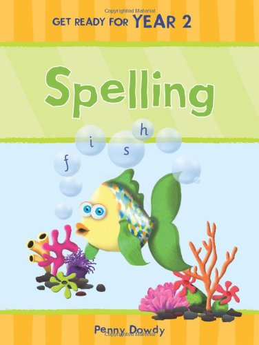 9781848353800: Spelling (Get Ready Year 2)