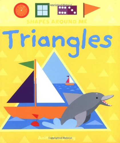 9781848354036: Triangles (Shapes Around Me)