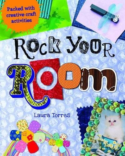 9781848354524: Rock Your Room: Packed with Creative Craft Activities