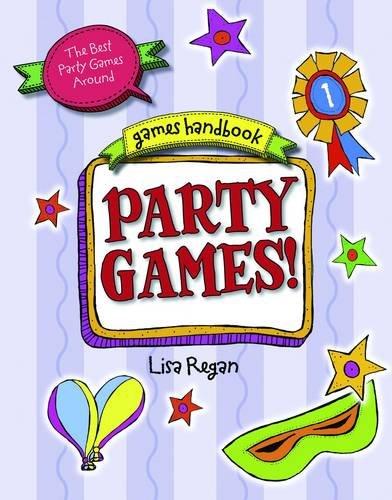 Party Games (Games Handbook): Regan, Lisa
