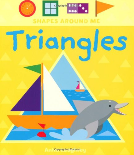 9781848354746: Triangles (Shapes Around Me)