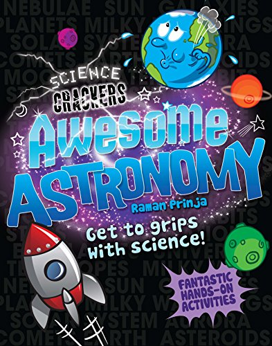 9781848355651: Science Crackers: Awesome Astronomy
