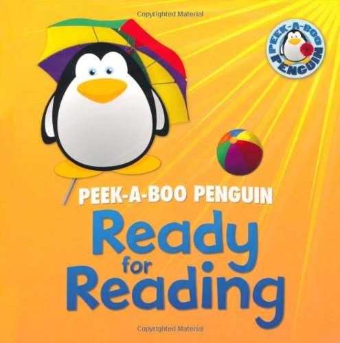 9781848355972: First Words and Reading (Peek-a-boo Penguin)