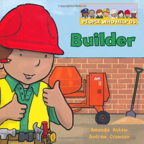 9781848356184: Builder (People Who Help Us)