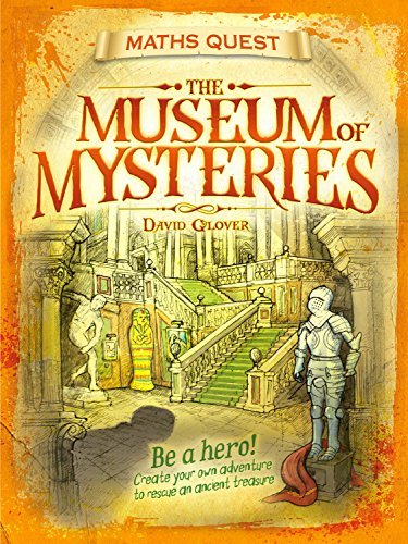 9781848356344: Maths Quest: the Museum of Mysteries