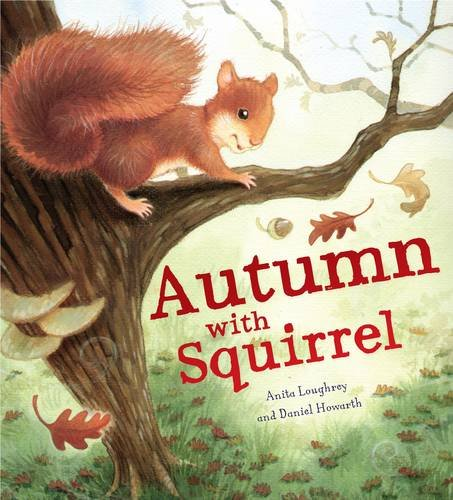 9781848358188: Squirrel's Autumn Search (Animal Seasons)