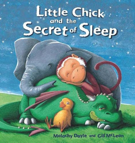 9781848358232: Little Chick and the Secret of Sleep (Storytime)